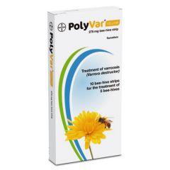 PolyVar Yellow 275mg Bee-Hive Strips