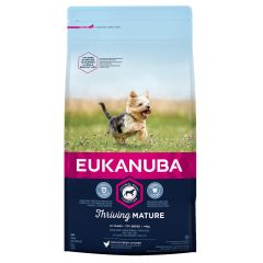 Eukanuba Thriving Mature Toy Breed with Chicken Dry 2kg