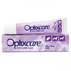 Optixcare Eyelube Plus 20g