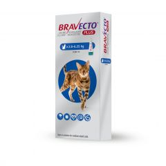 Bravecto PLUS Spot On Solution for Cats