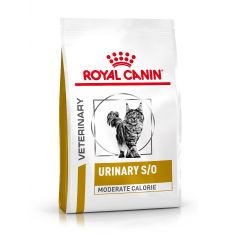 Royal Canin Veterinary Diet Feline Urinary S/O Moderate Calorie Dry (UMC 34)