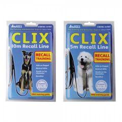 CLIX Recall Line – Recall Training
