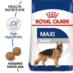 Royal Canin Size Health Nutrition Maxi Adult Dog Dry Food 15kg