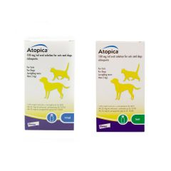 Atopica 100mg/ml Oral Solution for Cats and Dogs