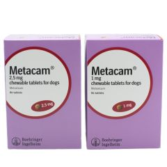 Metacam Chewable Tablets for Dogs