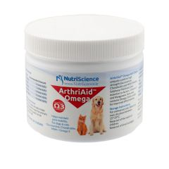 Arthri Aid Omega Chews for Dogs and Cats