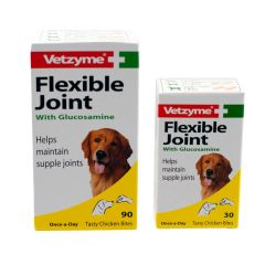 Vetzyme Flexible Joint for Dogs