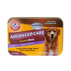 Arm & Hammer Advanced Pet Care Dog Dental Mints - Tartar Control