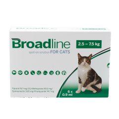 Broadline Spot-on for Large Cats