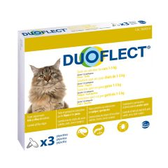 Duoflect Spot-on Solution for Cats Weighing 1-5kg