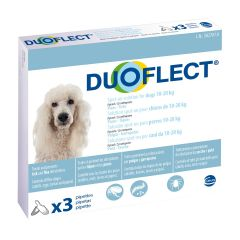 Duoflect Spot-on Solution for Dogs Weighing 10-20kg