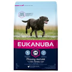Eukanuba Thriving Mature Large Breed with Chicken Dry