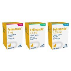 Felimazole Tablets for Cats
