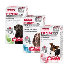 Beaphar FIPROtec Combo Spot-on Solution for Dogs