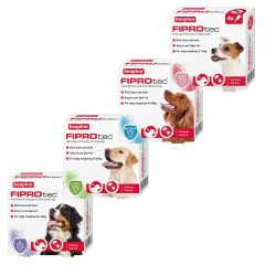 Beaphar FIPROtec Spot-on Solution for Dogs
