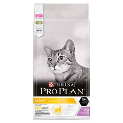 Purina Pro Plan Adult Cat Light with Turkey Dry