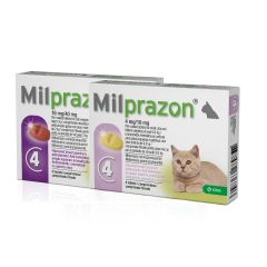 Milprazon Flavoured Tablets for Cats