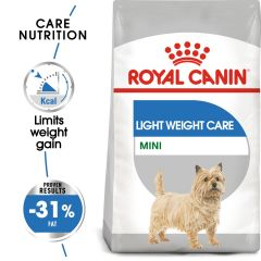 Royal Canin Size Health Nutrition Mini Light Weight Care Dry Dog Food 8kg