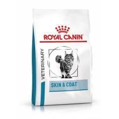 Royal Canin Vet Care Nutrition Feline Skin & Coat Dry