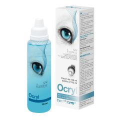 Ocryl Tear Stain Remover & Eye Cleansing Solution 135ml
