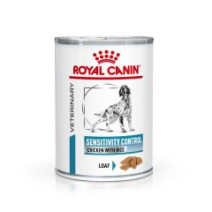 Royal Canin Veterinary Diet Canine Sensitivity Control Wet 12x420g Can