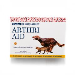 Arthri Aid Tablets for Dogs and Cats