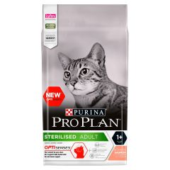 Purina Pro Plan Adult Cat Sterilised with Salmon Dry