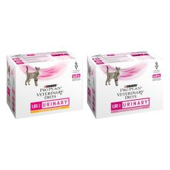 Purina Pro Plan Veterinary Diets Feline UR (Urinary) St/Ox Wet Food Pouches