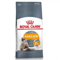 Royal Canin Feline Care Nutrition Hair & Skin Care Dry Food