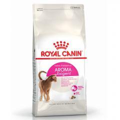 Royal Canin Feline Health Nutrition Aroma Exigent Cat Food Dry