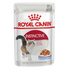 Royal Canin Feline Health Nutrition Instinctive Wet Pouches 12x85g