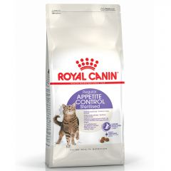 Royal Canin Feline Health Nutrition Regular Appetite Control Sterilised Dry Food