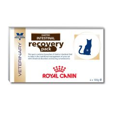 Royal Canin Gastro Intestinal Recovery Pack for Cats 4x100g