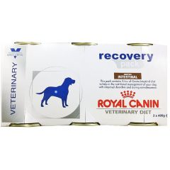 Royal Canin Gastro Intestinal Recovery Pack for Dogs 3x400g