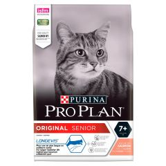 Purina Pro Plan Original Senior 7+ with Salmon 3kg