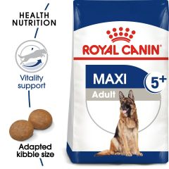 Royal Canin Size Health Nutrition Maxi Adult 5+ Dog Dry Food 15kg