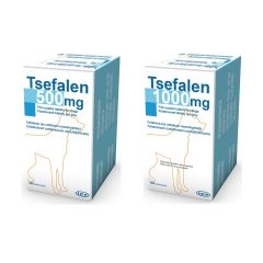 Tsefalen Film-coated Tablets for Dogs