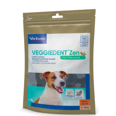 VeggieDent Zen Dog Chews- Small Dogs