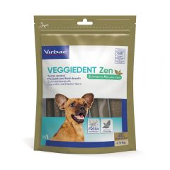 VeggieDent Zen Dog Chews- Extra Small Dogs