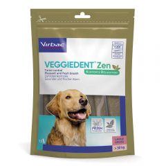 VeggieDent Zen Dog Chews- Large Dogs