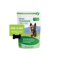 YuMove One-A-Day Chewies for Small Dogs- Pack of 30