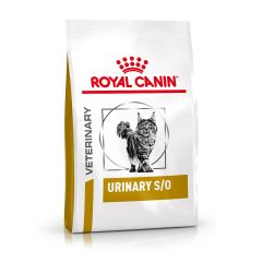 Royal Canin Veterinary Diet Feline Urinary S/O Dry (LP 34)