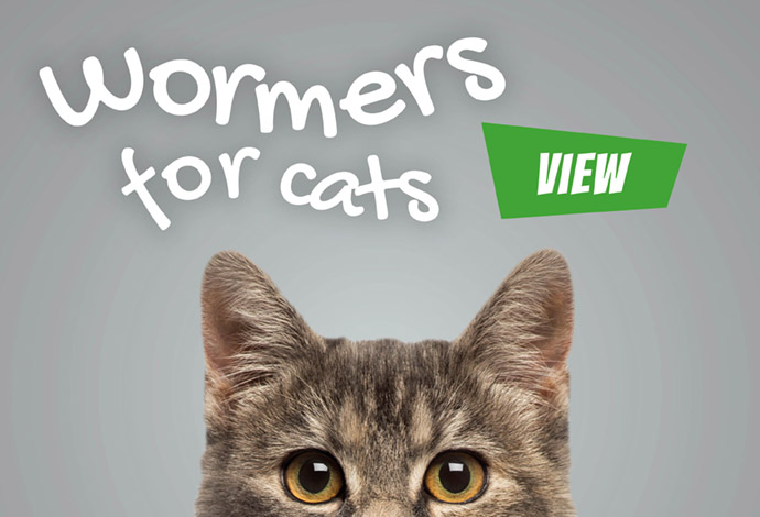 Wormers for Cats