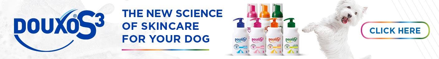 Shop Douxo S3 range now!