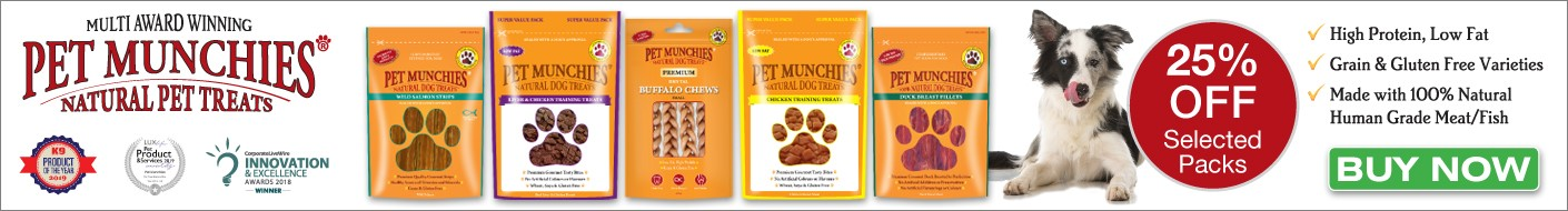 Shop Pet Munchies now!