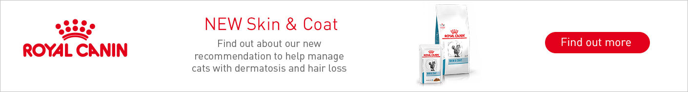 Royal Canin Cat coat and skin