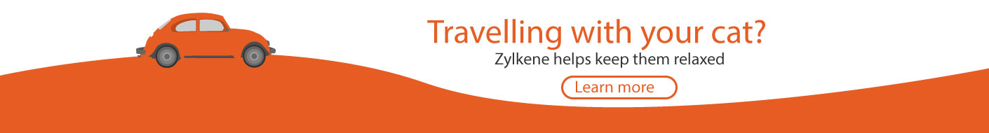 Travelling with pets? Help them with Zylkene