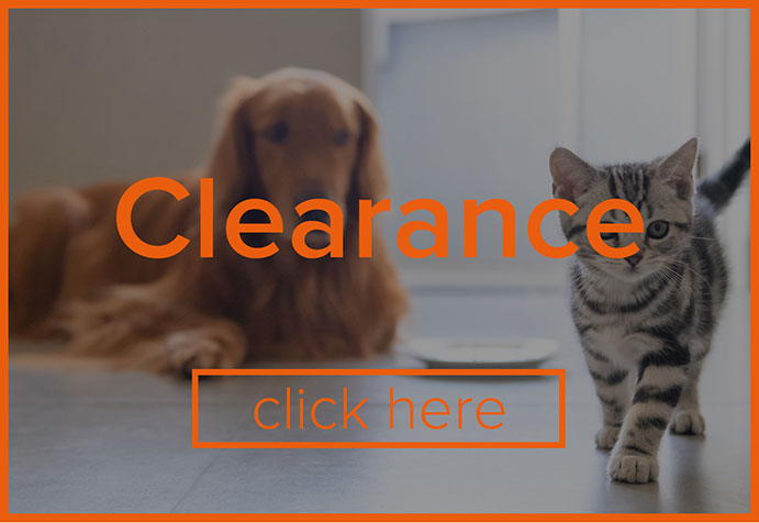 Clearance - get them before they're gone