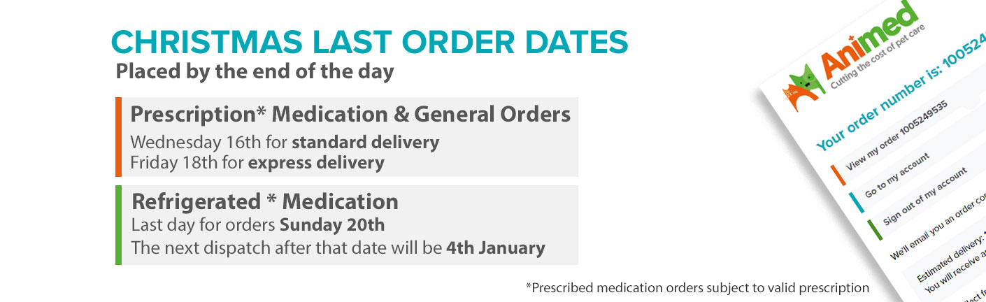 Christmas Last Order Dates