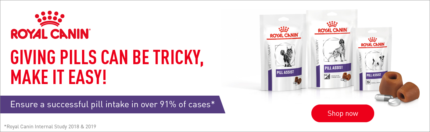 Shop Royal Canin Pill Assist now!